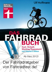 Das Fahrradbuch der Stiftung Warentest