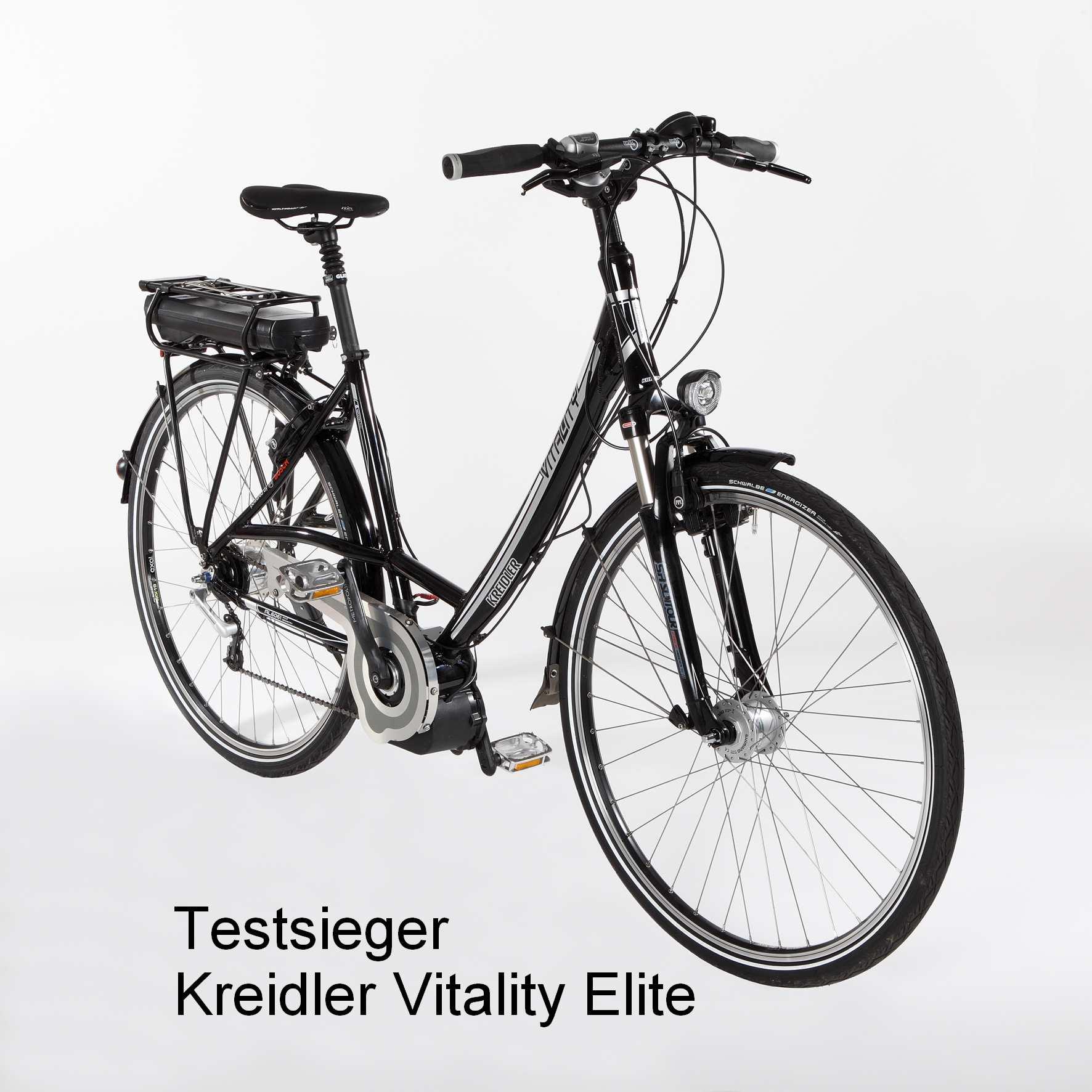 Testsieger Kreidler Vitality Elite