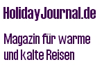 Holidayjournal.de - Magazin für warme und kalte Reisen