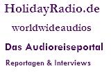 Das Reiseradio - Audioreportagen und Interviews